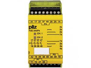 PZE X4VP4 24VDC 4n/o