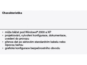 Basic Upgr License for PNOZmulti Config - Charakteristika