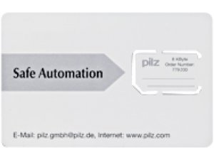 PILZ 779201 PNOZmulti Chipcard 1 piece 8kB