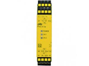 PNOZ e3.1p C 24VDC 2so