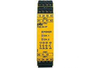 PZE X4.1P 24-240VAC/DC 4n/o