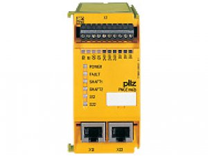 PNOZ ms2p standstill / speed monitor