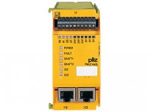 PILZ 773810 PNOZ ms2p standstill / speed monitor