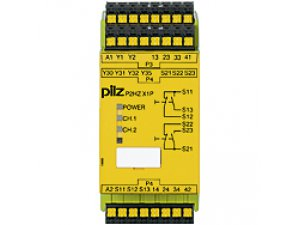 P2HZ X1P C 24VDC 3n/o 1n/c 2so