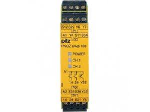 PNOZ e4vp C 10/24VDC 1so 1so t
