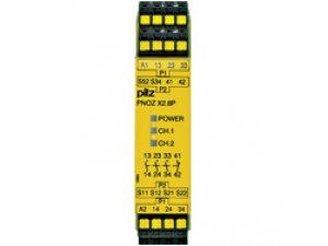 PNOZ X2.8P C 24-240VAC/DC 3n/o 1n/c