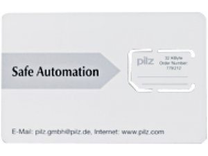 PNOZmulti Chipcard 1 piece 32kB
