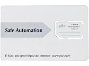 PILZ 779211 PNOZmulti Chipcard 1 piece 32kB