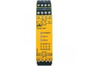 P2HZ X4P C 24VDC 3n/o 1n/c