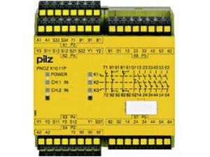 PNOZ X10.11P C 24VDC 6n/o 4n/c 6LED