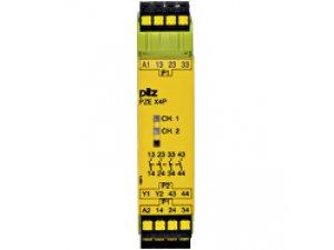 PZE X4P C 24VDC 4n/o