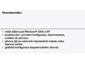 Configurator Software - Charakteristika