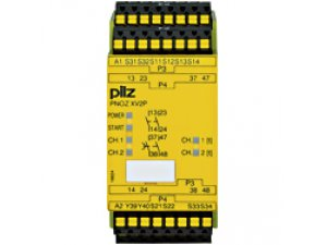 PNOZ XV2P C 0.5/24VDC 2n/o 2n/o fix