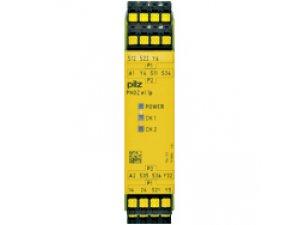 PNOZ e1.1p C 24VDC 2so