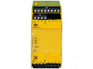 PNOZ s11 24VDC 8 n/o 1 n/c