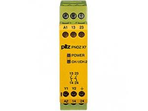 PNOZ X7.1 24VAC/DC 1n/o 1n/c