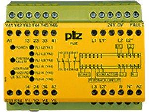PU3Z 24VDC 3n/o 1n/c 6so