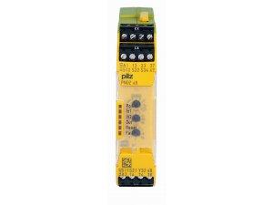 PNOZ s5 48-240VACDC 2 n/o 2 n/o t