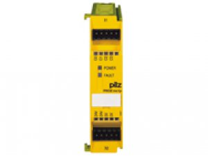 PILZ 773505 PNOZ mo1p 4so coated version