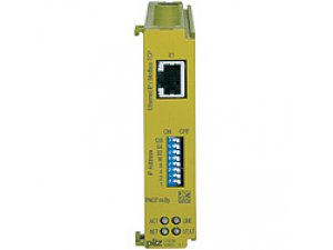 PNOZ mc8p Ethernet IP / Modbus TCP