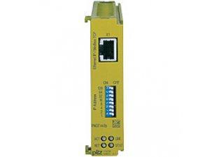 PILZ 773730 PNOZ mc8p Ethernet IP / Modbus TCP