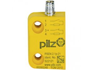PSEN 2.1p-21/8mm/LED/1switch