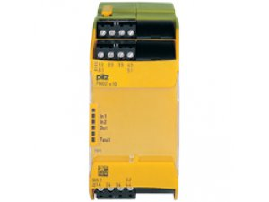 PNOZ s10 24VDC 4 n/o 1 n/c