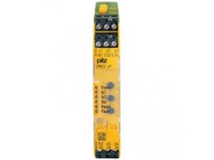 PNOZ s7.2 24VDC 4 n/o 1 n/c expand