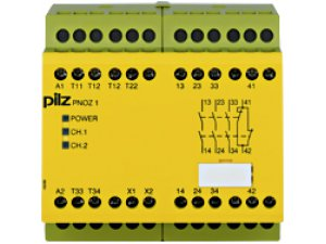 PNOZ 1 24VDC 3n/o 1n/c