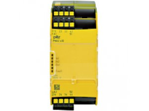 PNOZ s10 C 24VDC 4 n/o 1 n/c
