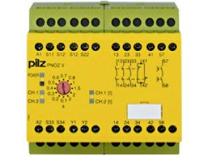 PNOZ V 3s 24VDC 3n/o 1n/c 1n/o t