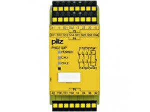 PNOZ X3P C 24-240VACDC 3n/o 1n/c 1so