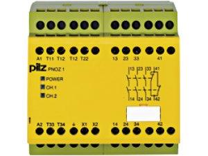 PNOZ 1 230-240VAC 3n/o 1n/c