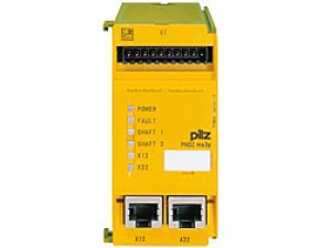 PNOZ ms3p standstill / speed monitor