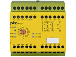 PNOZ V 300s 24VDC 3n/o 1n/c 1n/o t