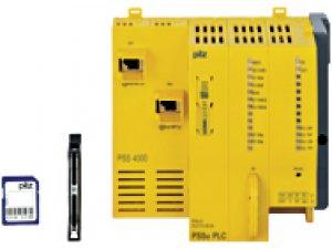 PILZ 312070 PSSu H PLC1 FS SN SD