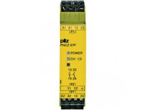 PNOZ X7P 230-240VAC 2n/o