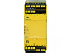 PNOZ s11 C 24VDC 8 n/o 1 n/c