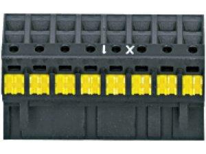 PILZ 751008 PNOZ s Set1spring loaded terminals 45mm
