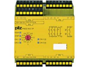 PNOZ XV3.1P C 3/24VDC 3n/o 1n/c 2n/o t