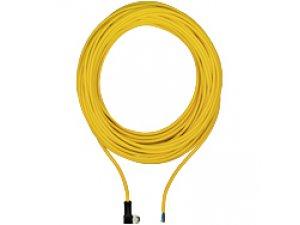 PSEN op cable axial M12 4-p. shield. 10m