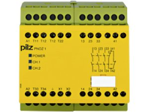 PNOZ 1 24VAC 3n/o 1n/c