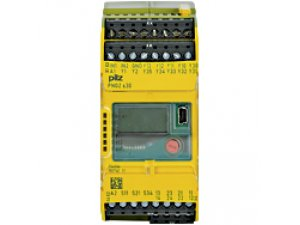 PNOZ s30 24-240VACDC 2 n/o 2 n/c