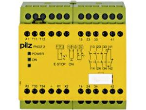 PNOZ 2 24VAC 3n/o 1n/c