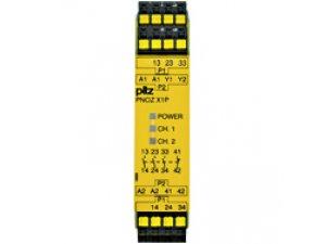 PNOZ X1P C 24VDC 3n/o 1n/c