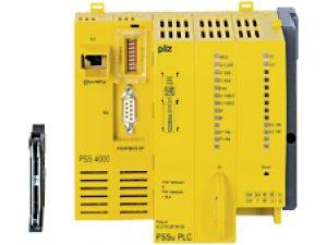 PILZ 312071 PSSu H PLC1 FS DP SN SD