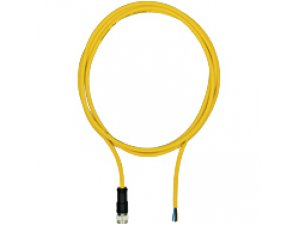 PSEN op cable axial M12 4-p. shield. 3m
