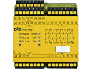 PNOZ X11P C 24VAC 24VDC 7n/o 1n/c 2so