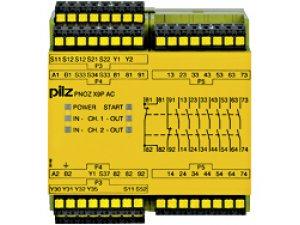 PNOZ X9P C 24DC 24-240VACDC 7no 2nc 2so