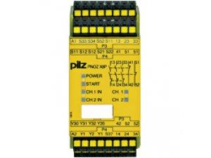 PNOZ X8P C 24 VDC 3n/o 2n/c 2so